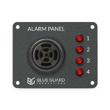 Load image into Gallery viewer, Boat Alarm Panel Four Light