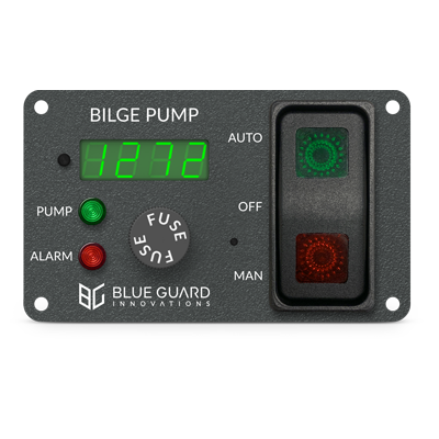 Advanced Bilge Control Panel