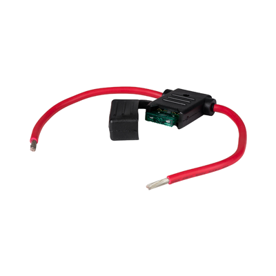 In-line fuse holder 18 AWG