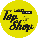 Top Shop 2014 Regional Winner
