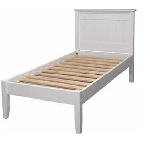 ADVENTURE Slatframe Bed Low or High Foot - Double to King