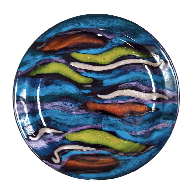 Atlantis - Platter - 3 Sizes to Suit