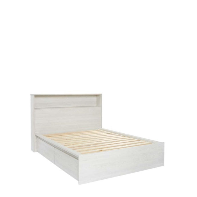 ATLAS Slatframe Bed - King Single