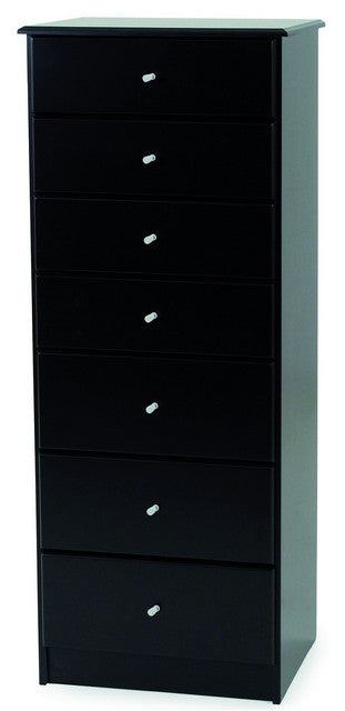 BLACK PEARL Lingerie 7 Drawer