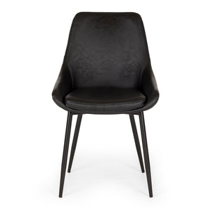 BARI Dining Chair - Black