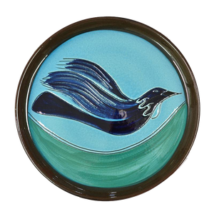 Blue Tui - Platter - 3 Sizes to Suit