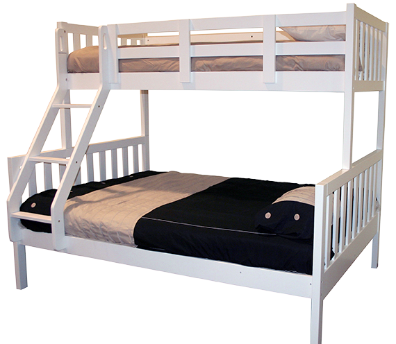 COOPER Bunk - 2 Colours to Suit
