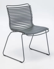 Load image into Gallery viewer, CLICK Outdoor Dining Chair without Armrests - Lots of Colours to Suit