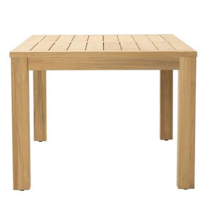 COUPER Dining Table 1600 Rectangle - Teak - Devon Lifestyle