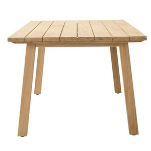 ST CLAIR Table 2200 Rectangle - Teak - Devon Lifestyle