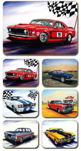 FORD Coasters or Placemats