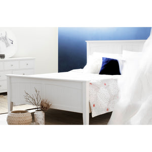 JESSICA Slatframe Bed - Queen