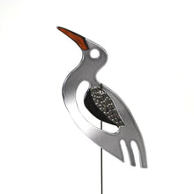 Load image into Gallery viewer, Garden Art Stand - Heron