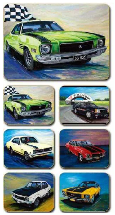 HOT CLASS HOLDEN Coasters or Placemats