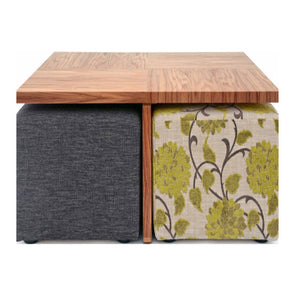 HUMPTY Ottoman and/or, Coffee Table - Frame Only