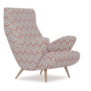 KEN Armchair Occasional Chair - Frame Only