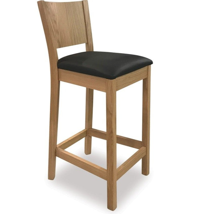 KIA Barstool - Covered in Leather of your choice