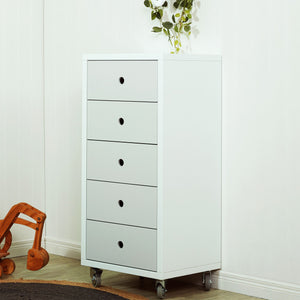 MELUKA TALLBOY 5 Drawer