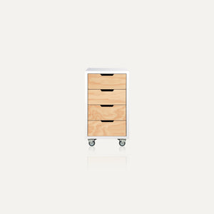 MELUKA Cooper TALLboy 4 Drawer