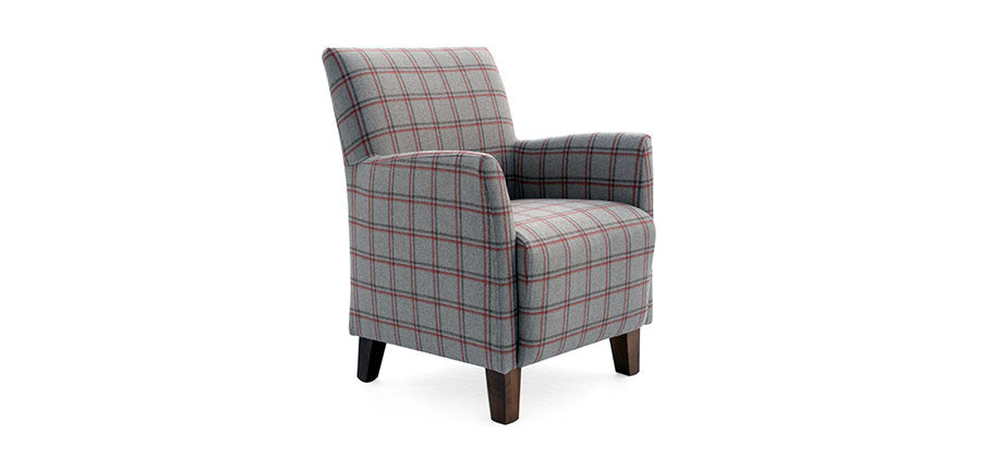 NERO Armchair and Lounge Suite Short Leg - Frame Only