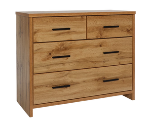 NOVA Lowboy 3, 4 or 6 Drawer