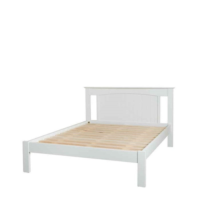 ORINDA Slatframe Bed - Low Foot - Double to Super King