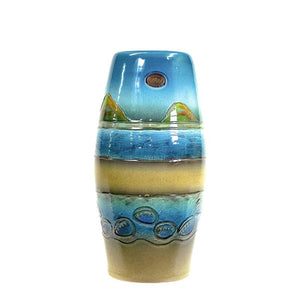Paua Coast - Bead Pot - 2 Sizes to Suit