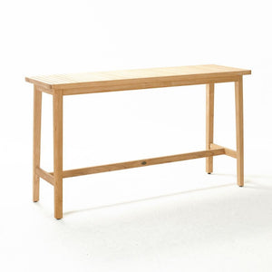 PORTER Bar Table 1870w - Teak - Devon Lifestyle