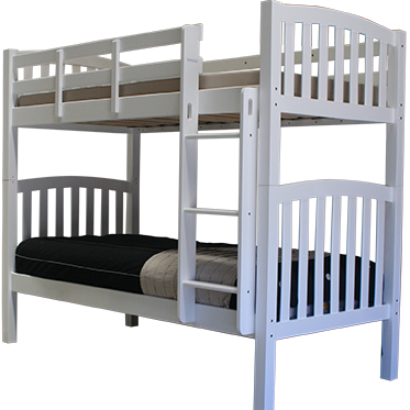RILEY Bunk - Suitable for Commercial - 2 Colours to Suit