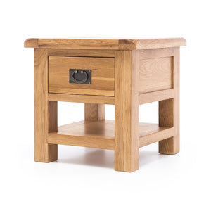 SALISBURY Side Table with Drawer