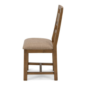 WOODENFORGE Dining Chair - Cushion Seat