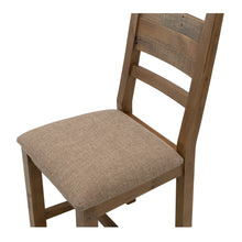 Load image into Gallery viewer, WOODENFORGE Dining Chair - Cushion Seat