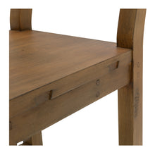 Load image into Gallery viewer, WOODENFORGE Dining Chair - Timber Seat