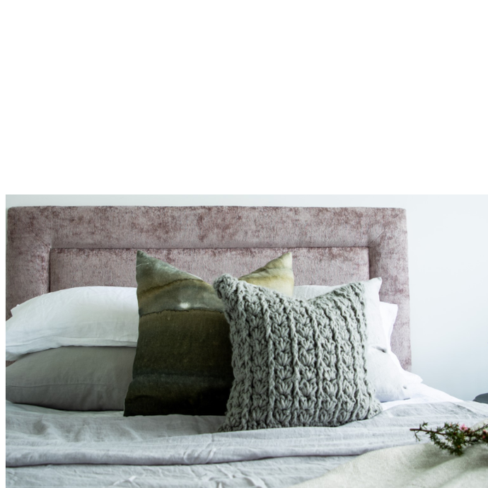 ZITA Headboard - Double to Californian King