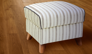 ZOE Ottoman - Frame Only