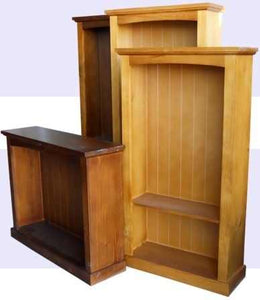 ADDINGTON Bookcases with Tongue N Groove