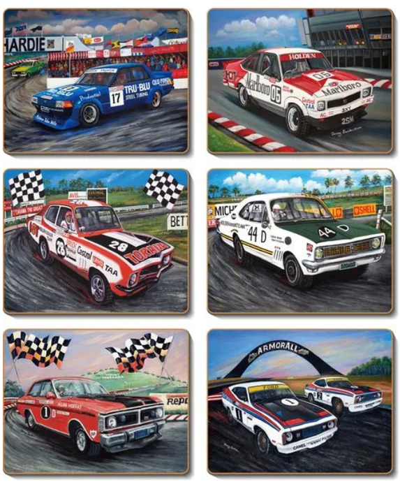BATHURST Coasters or Placemats