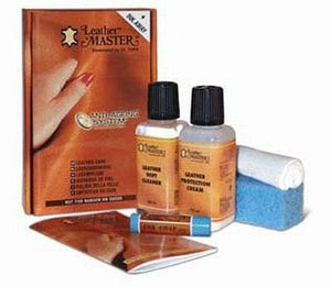 Leather Care Kit with Ink Away