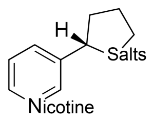 Salt Nicotine E-liquid