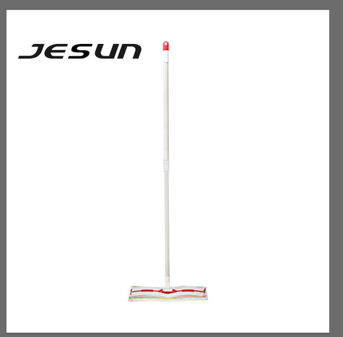 JESUN Microfiber Mop Floor Cleaning System - Washable Pads Perfect Cleaner for all kind Surface - 360 Dry Wet Reusable Dust Mops with Soft Refill Pads & Handle for Wood, Walls, Vinyl, Kitchen