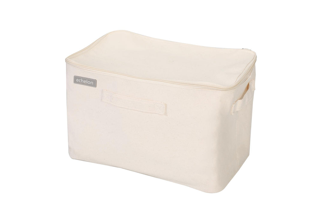 Echelon Foldable Storage Bins Storage Boxes with Lids and Handles Storage Baskets