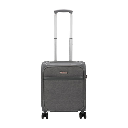 Colloam Designer Luggage Collection - Lightweight Softside Expandable Suitcase for Men & Women