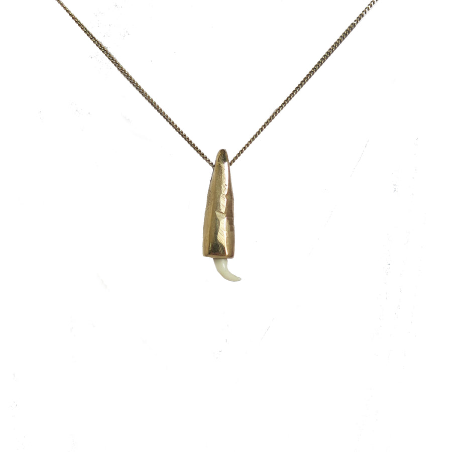 Tooth Pendent Necklace  - Custom made