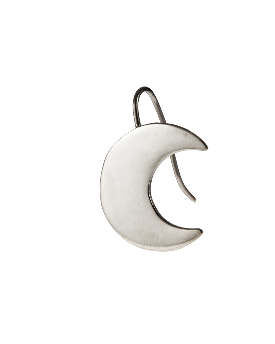 Crescent Moon Silver