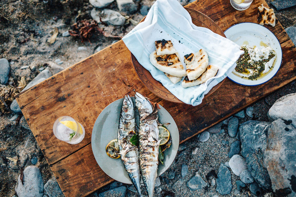Recipe: Feasting Outdoors