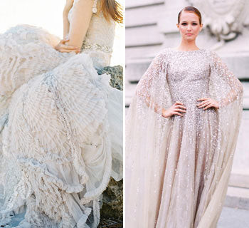15 of the Most Grande Wedding Dresses Ever