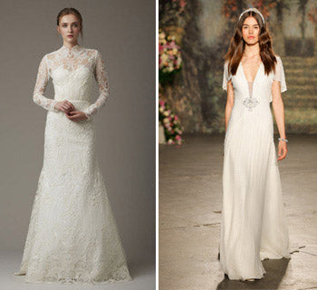5 Fabulous Wedding Dress Trends for 2016