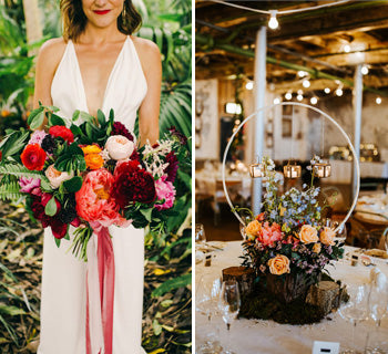 5 Stunning 2019 Wedding Décor Trends
