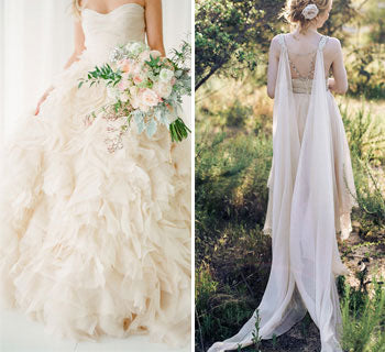 2018 Bridal Trends - Wedding Dresses & Accessories