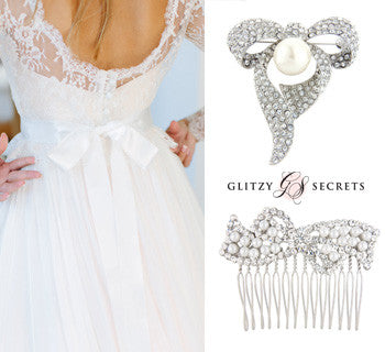 Fabulous Accessory Ideas for 2017 Bridal Trends